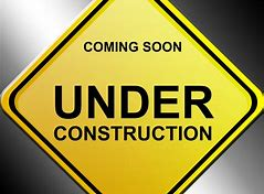 coming soon under construction