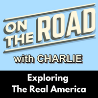 On The Road With Charlie Logo